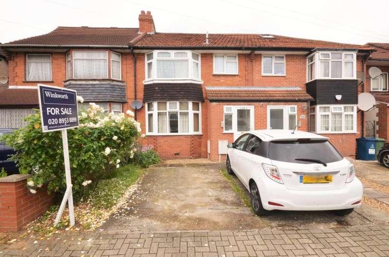 1 Bedroom Maisonette Flat for sale in Nolton Place, Edgware, HA8