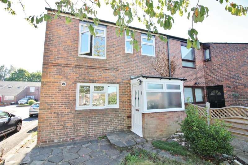 3 Bedrooms End Of Terrace House for sale in Percheron Road, Borehamwood, Hertfordshire, WD6