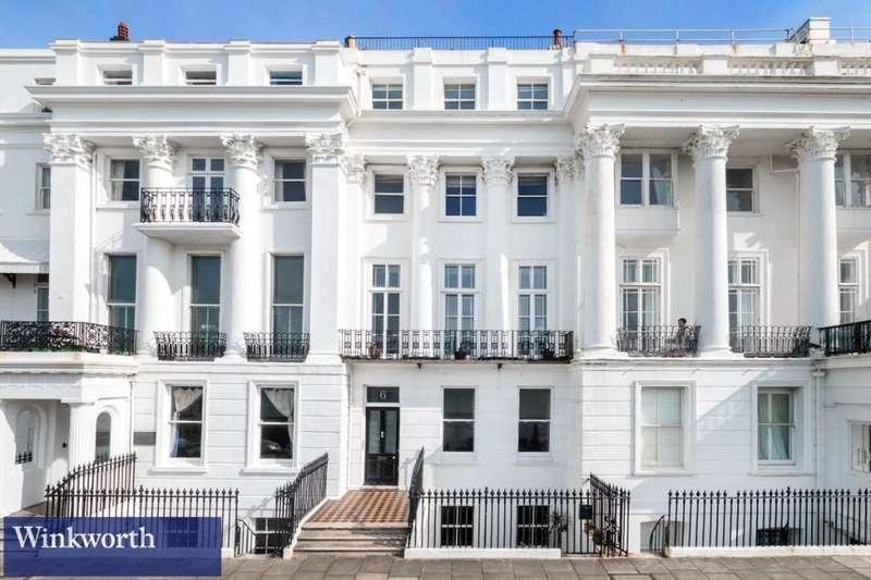 5 Bedrooms Terraced House for sale in Arundel Terrace, Brighton, East Sussex, BN2