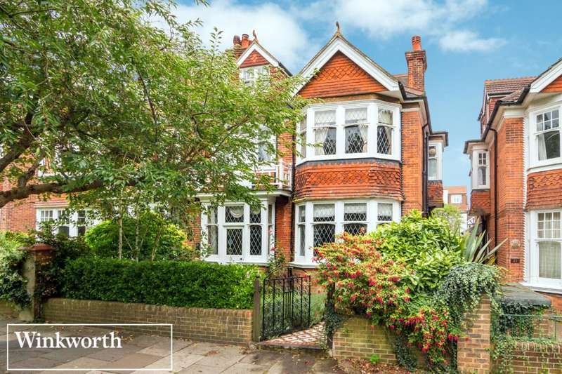 6 Bedrooms Semi Detached House for sale in Wilbury Villas, Hove, East Sussex, BN3