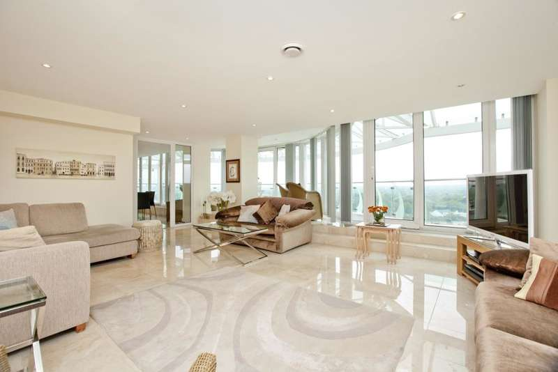 3 Bedrooms Flat for sale in Tower Point, Enfield, EN2