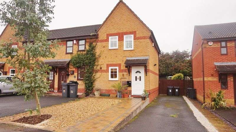 2 Bedrooms Terraced House for sale in Knowle Close, Birmingham