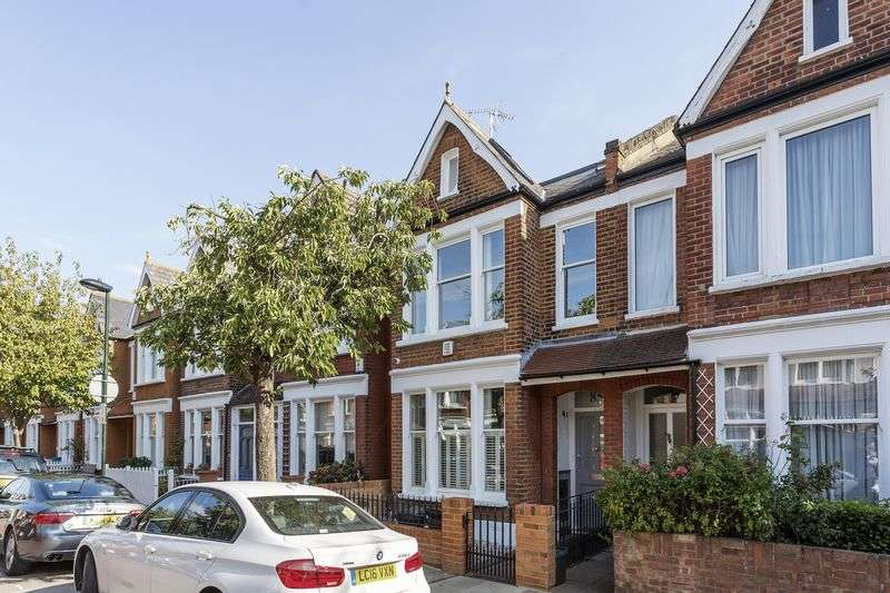 5 Bedrooms Terraced House for sale in Elm Grove Road, Barnes, London, SW13