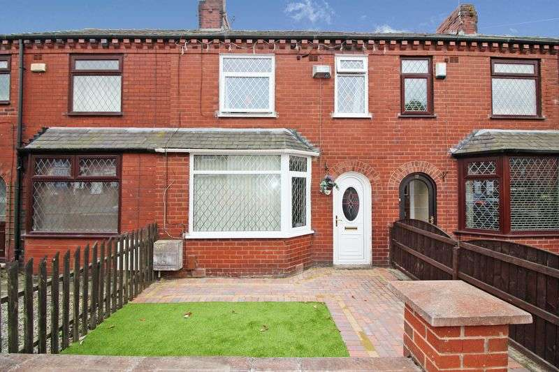 3 Bedrooms Terraced House for sale in Algernon Road, Worsley, Manchester, M28
