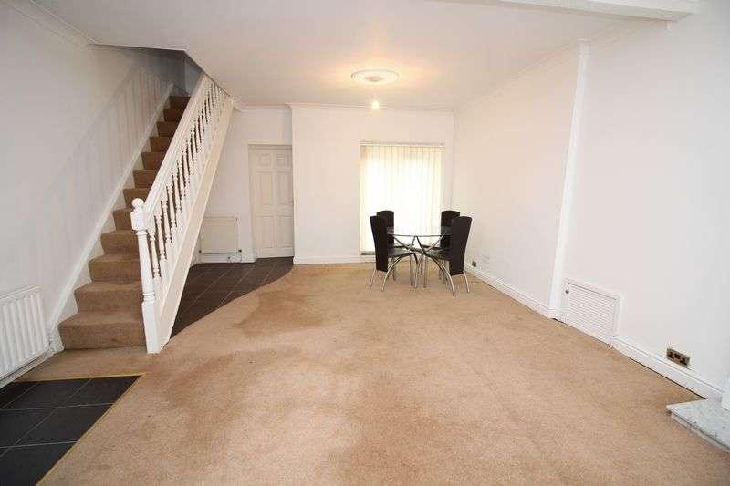 3 Bedrooms Terraced House for sale in Maesycoed Road, Pwllgwaun, Pontypridd, CF37 1HZ