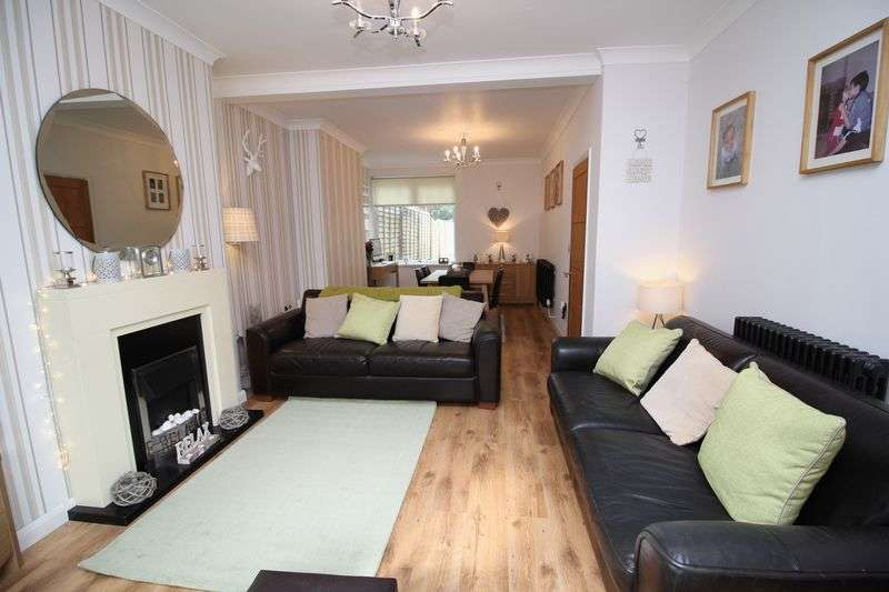 3 Bedrooms Terraced House for sale in Mound Road, Maesycoed, Pontypridd, CF37 1EE