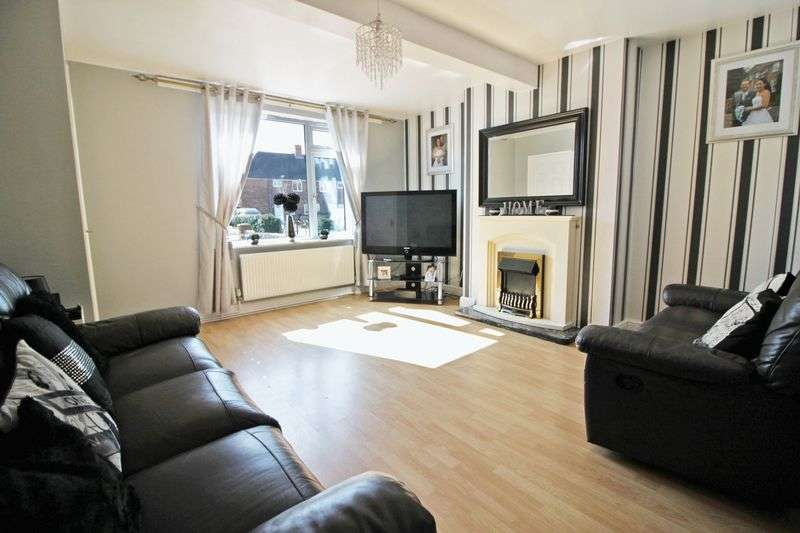 3 Bedrooms Terraced House for sale in Northfield Way, Retford