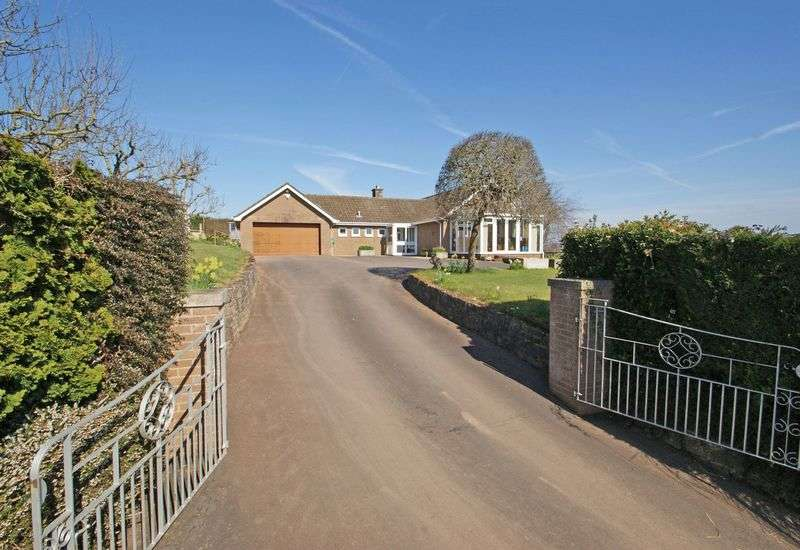3 Bedrooms Detached Bungalow for sale in Rural Kennford, Nr Exeter