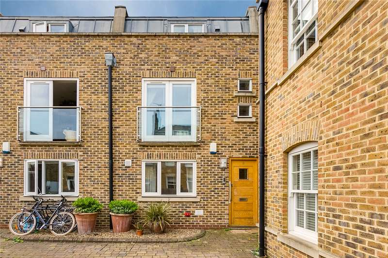 3 Bedrooms House for sale in St. Thomas Mews, West Hill, SW18