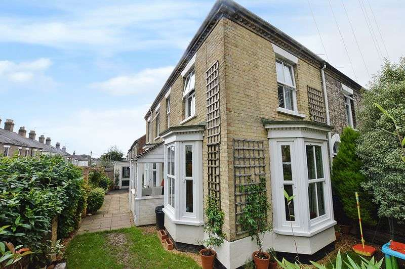 3 Bedrooms Terraced House for sale in Sandringham Road, Off Earlham Road, Norwich