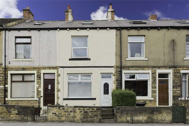 2 Bedrooms Terraced House for sale in Randolph Street, Bramley, Leeds, LS13