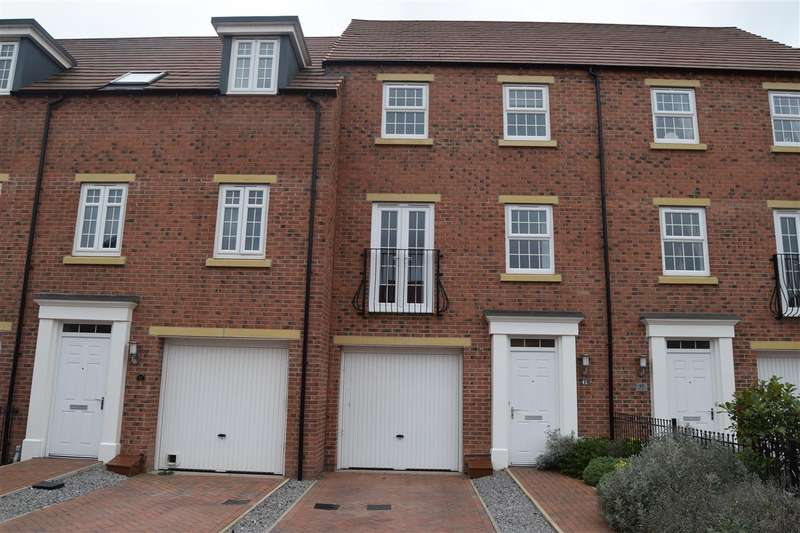 4 Bedrooms Town House for sale in Riverview, Newark