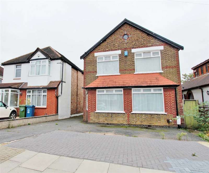 5 Bedrooms Detached House for sale in Whitchurch Gardens, Edgware