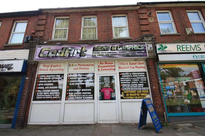 Commercial Property for sale in Uxbridge Road, Harrow