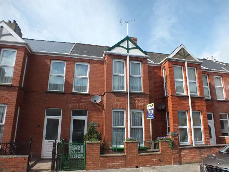 4 Bedrooms Terraced House for sale in Dewsland Street, Milford Haven, Pembrokeshire