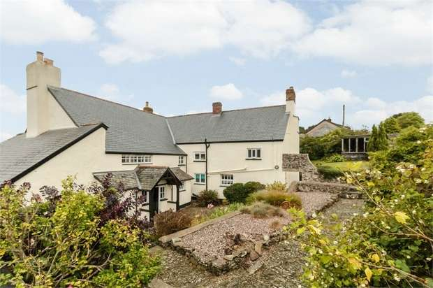 6 Bedrooms Detached House for sale in Beaford, Winkleigh, Devon