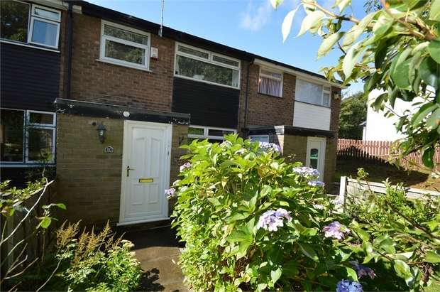 3 Bedrooms Town House for sale in Philips Drive, Whitefield, MANCHESTER, Lancashire