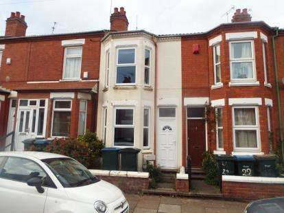 2 Bedrooms Terraced House for sale in Farman Road, Earlsdon, Coventry