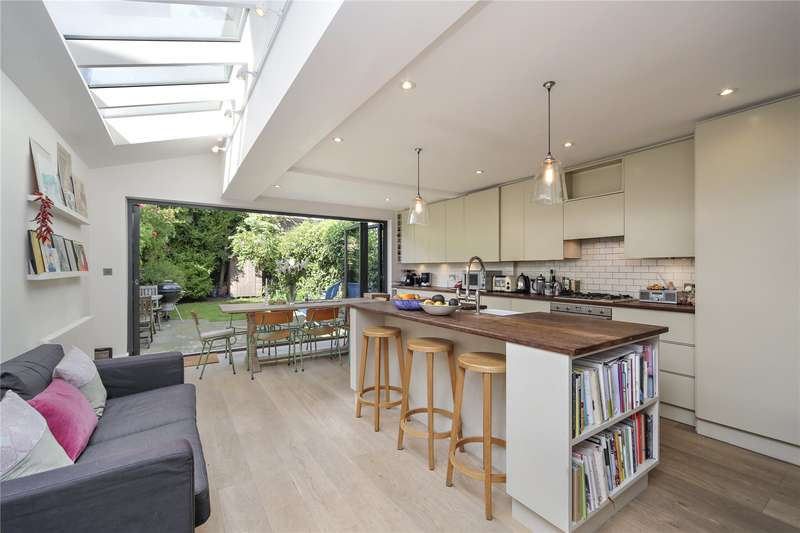 4 Bedrooms Terraced House for sale in Beversbrook Road, London, N19