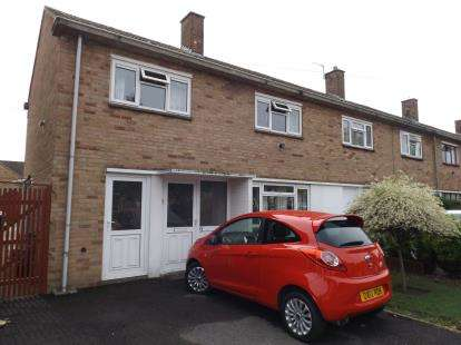 3 Bedrooms Semi Detached House for sale in Stockleys Road, Headington, Oxford, Oxfordshire