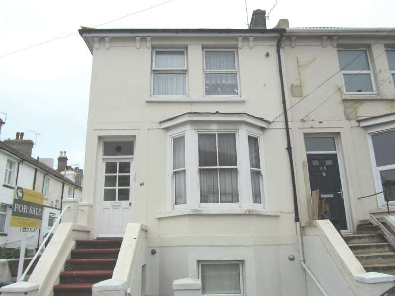 1 Bedroom Flat for sale in Tideswell Road, Eastbourne