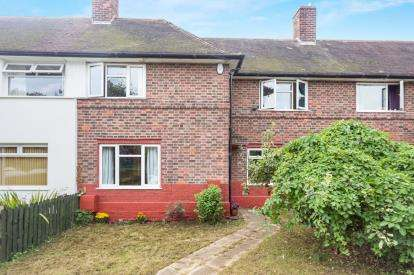 3 Bedrooms Terraced House for sale in Allendale Avenue, Nottingham, Nottinghamshire, Aspley