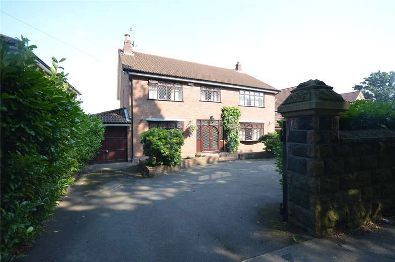 4 Bedrooms Detached House for sale in Cuckoo Lane, Woolton, Liverpool, L25