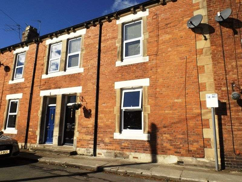 3 Bedrooms Terraced House for sale in Bullers Green, Morpeth - Three Bedroom Terrace House
