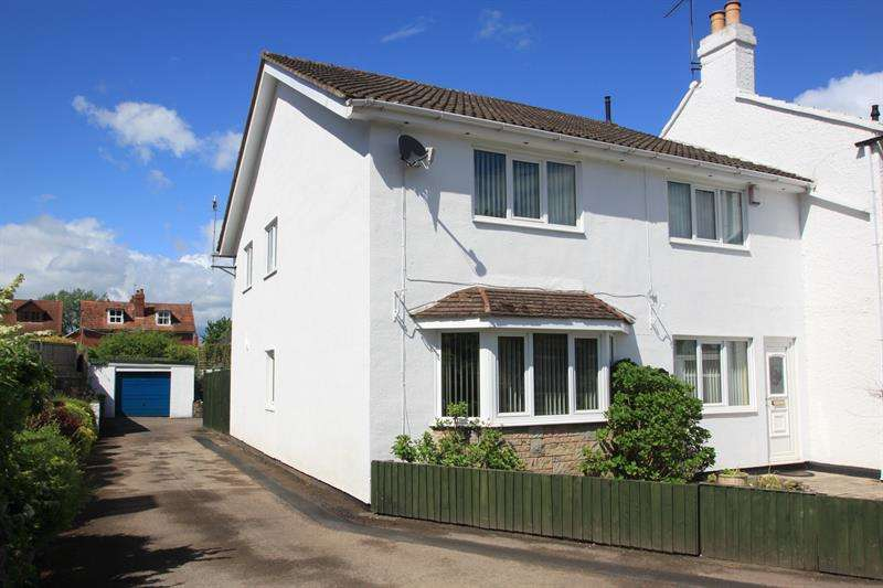 4 Bedrooms Semi Detached House for sale in Gloucester Road, Ross-On-Wye