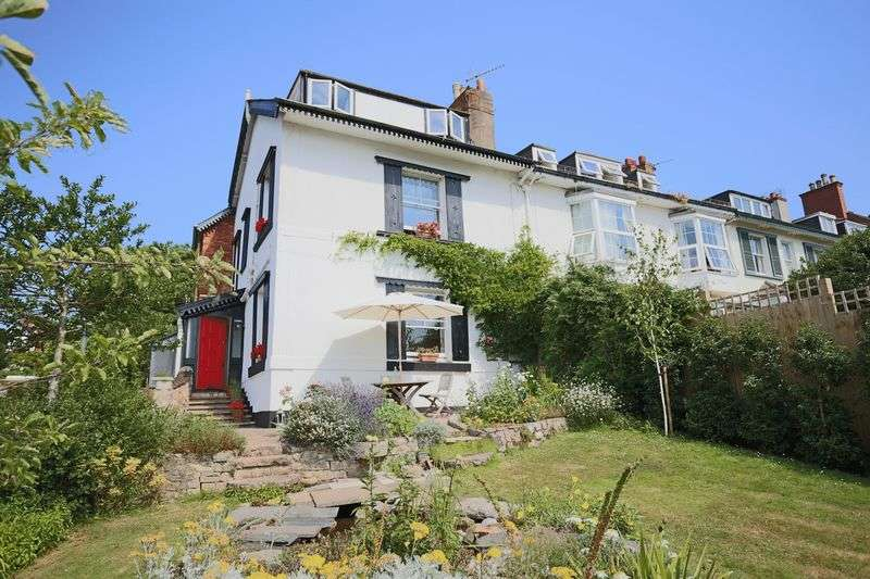 4 Bedrooms Terraced House for sale in Gussiford Lane, Exmouth