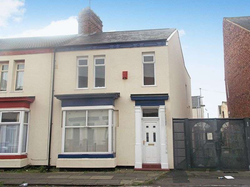 3 Bedrooms Terraced House for sale in Cranbourne Terrace, Stockton-On-Tees