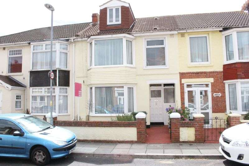 5 Bedrooms Terraced House for sale in Algiers Road, Baffins