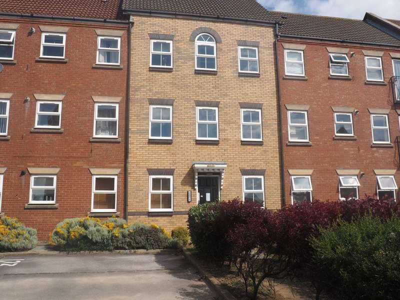 2 Bedrooms Apartment Flat for sale in Plimsoll Way, Victoria Dock, Hull, HU9 1PX