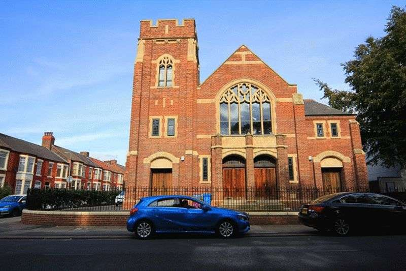 3 Bedrooms Flat for sale in Dundonald Road, Aigburth, Liverpool, L17