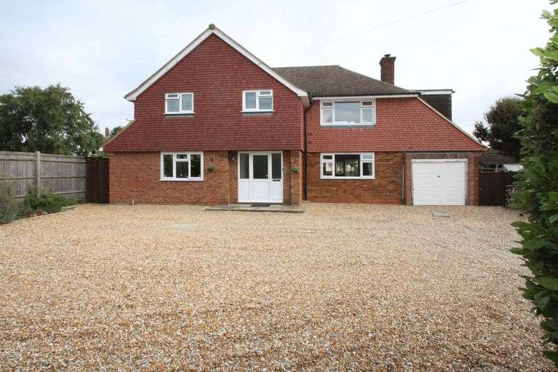 5 Bedrooms Detached House for sale in The Ridgeway, Tonbridge