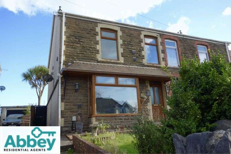 3 Bedrooms Semi Detached House for sale in Crymlyn Road, Skewen, Neath, SA10 6DU