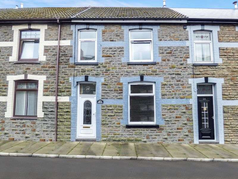 4 Bedrooms Terraced House for sale in Pretoria Road, CF39 8PW