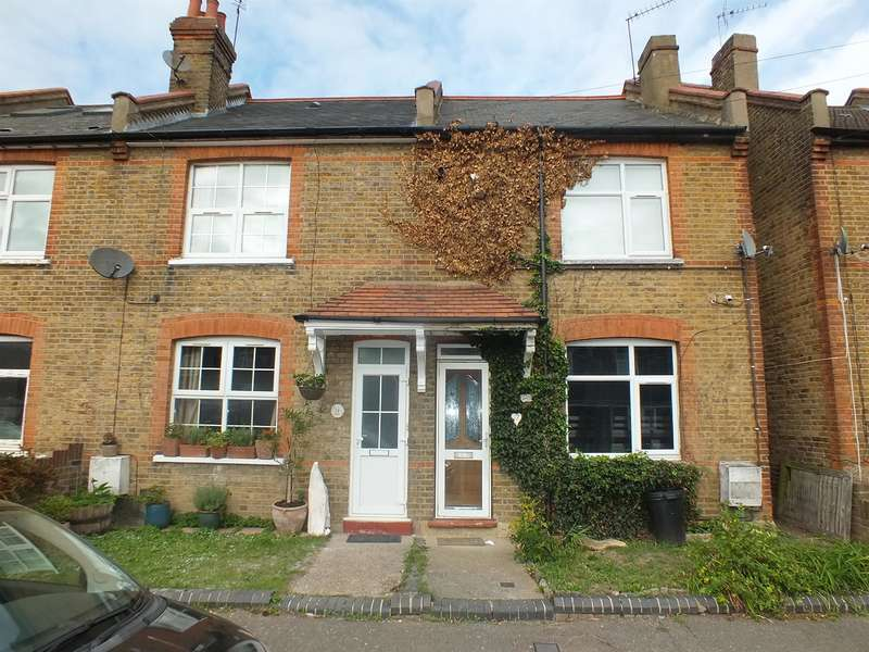 3 Bedrooms Terraced House for sale in Brickfield Lane, Harlington, Middlesex, UB3 5DY
