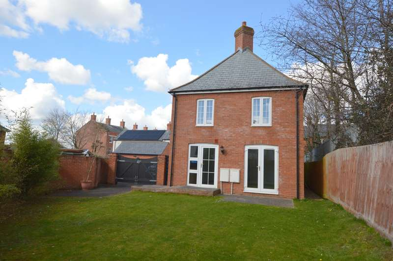 2 Bedrooms Detached House for rent in Wyvern Park , Exeter