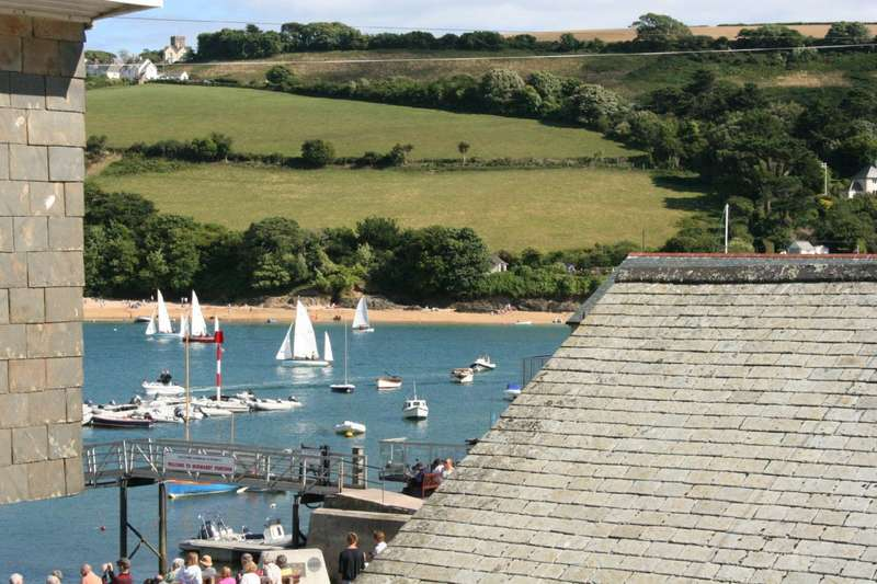 3 Bedrooms Apartment Flat for sale in Hideaway, 16a Fore Street, Salcombe