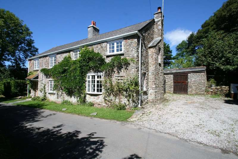 4 Bedrooms Cottage House for sale in Luson Cottage, Luson, Nr Holbeton, Plymouth
