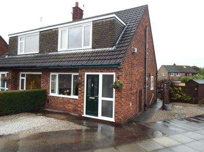 3 Bedrooms Semi Detached House for sale in Dunsop Close, Bamber Bridge, Preston, Lancashire