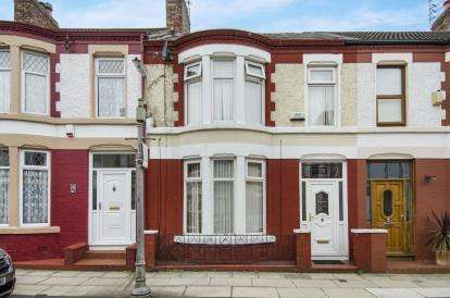 3 Bedrooms Terraced House for sale in Orleans Road, Liverpool, Merseyside, United Kingdom, L13