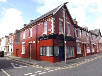 3 Bedrooms Retail Property (high Street) Commercial for sale in Goodison Road, Liverpool, Merseyside, L4