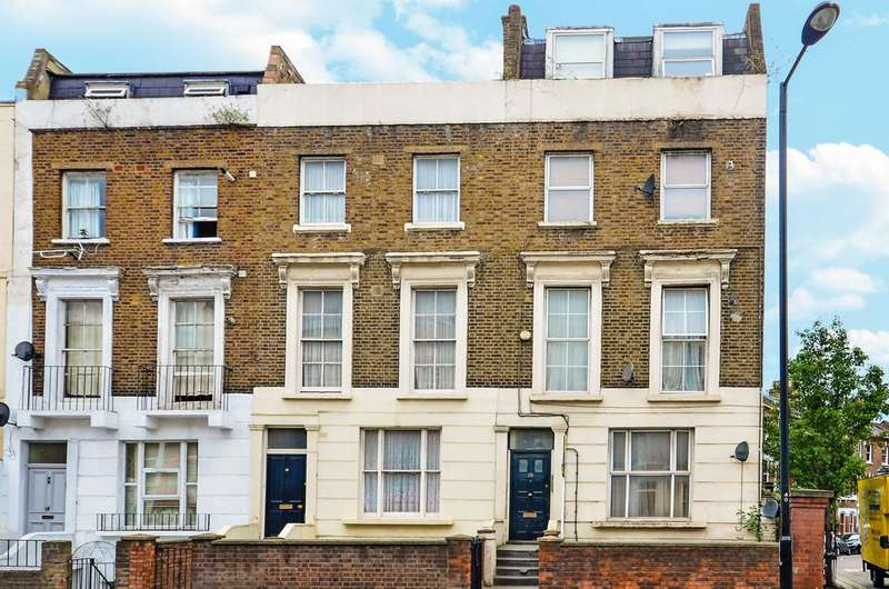 2 Bedrooms Flat for sale in Great Western Road, Westbourne Park, W9