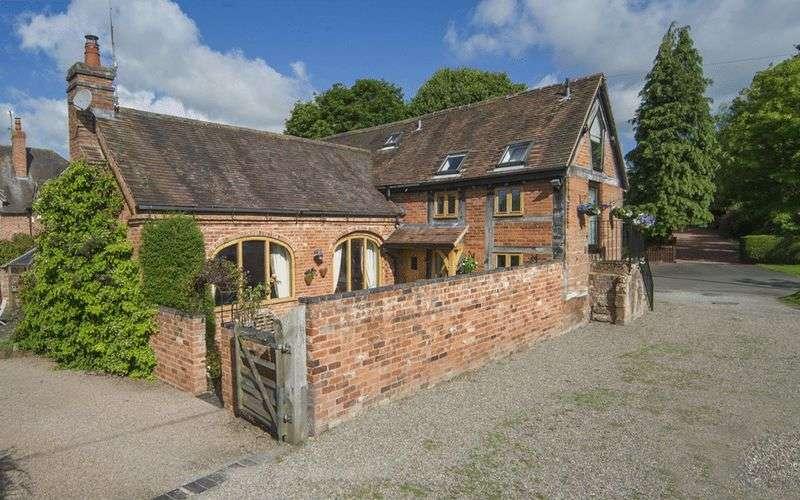 5 Bedrooms Detached House for sale in Badger, Nr Bridgnorth