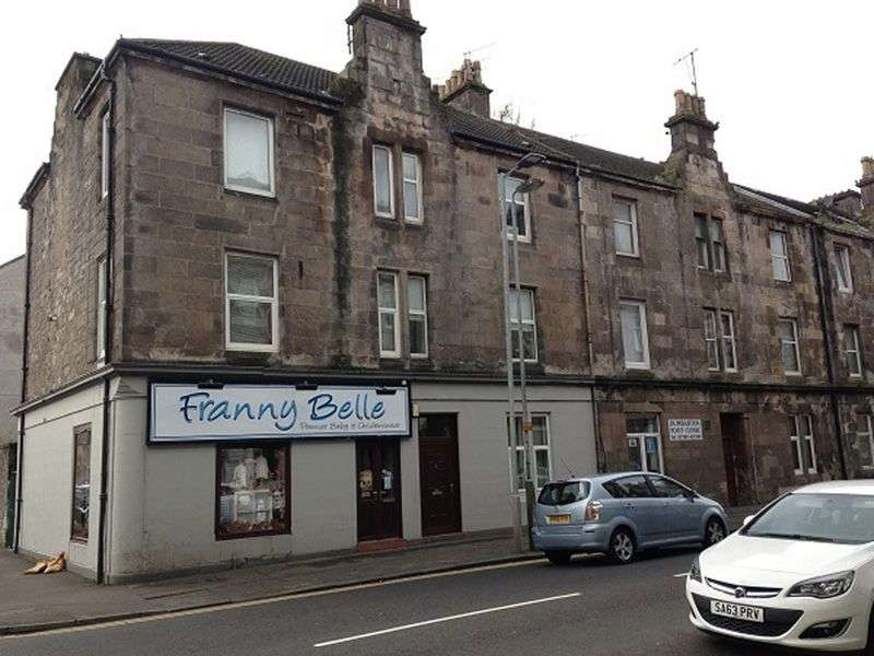 2 Bedrooms Flat for sale in Bruce Street, Dumbarton