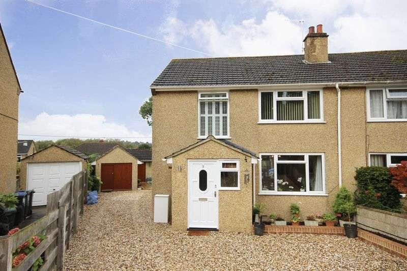 3 Bedrooms Semi Detached House for sale in LINDEN CLOSE, LAVERSTOCK, SP1