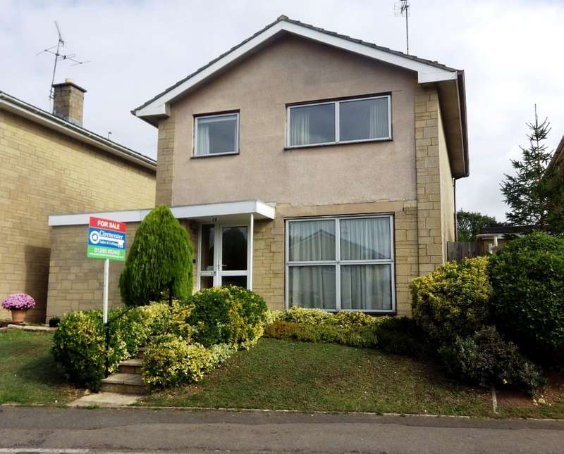 3 Bedrooms Detached House for sale in Vaisey Road, Cirencester