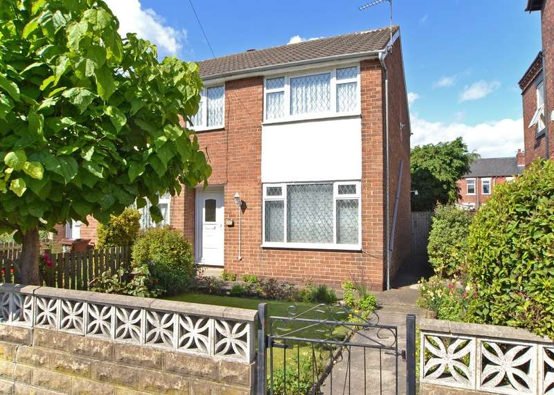 3 Bedrooms End Of Terrace House for sale in Agbrigg Road, Wakefield